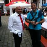 Marco lsacchini und Franco Coali