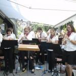 Sommerkonzert 2014 der Stadtmusik Müllheim