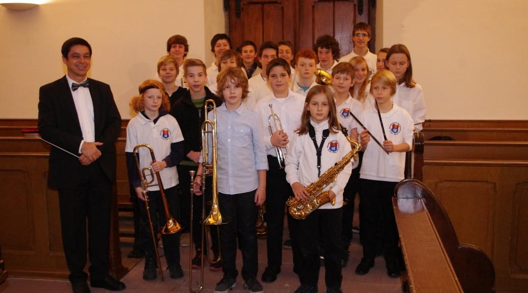 Jugendkapelle Stadtmusik Müllheim