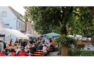 Klemmbachfest 2012