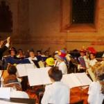 Circus Bamboni mit dem Vororchester der Stadtmusik Müllheim