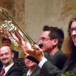 Das ist eine Trompete...