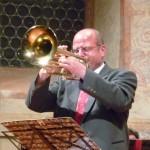 ... und das eine Bass-Trompete, von Klaus Würmlin beeindruckend vorgetragen
