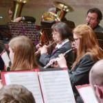 Das Hauptorchester der Stadtmusik Müllheim