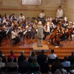 Orchester und Vororchester der Musikschule Müllheim