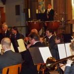 Hauptorchester am Weihnachtskonzert 2014