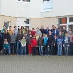 Gruppenbild Stadtmusik Müllheim
