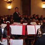 A Christmas Festival mit dem Hauptorchester der Stadtmusik Müllheim