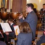 Trompetensolo von Christian Schindler