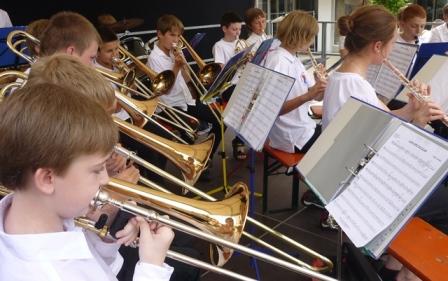 Vororchester_Stadtfest_2014
