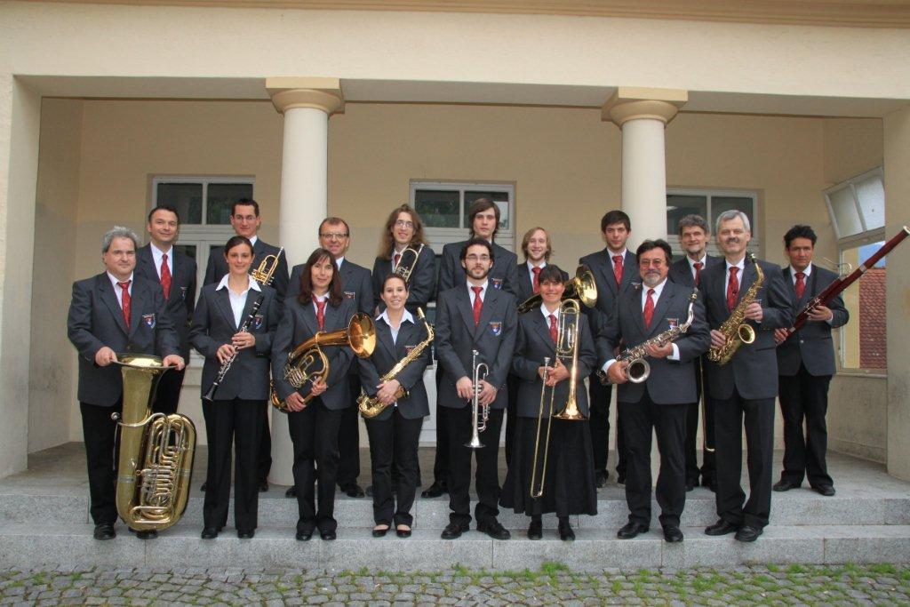 Musiker des Hautorchesters