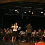 Konzert an der Jubiläumsgala