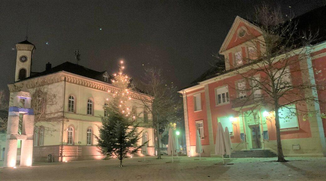 Advent in Müllheim